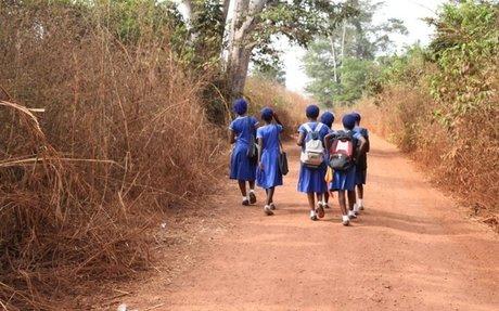Una de cada cinc nenes al món manca d'accés a l'educació