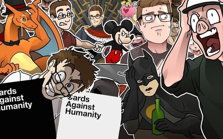 BEST OF CARDS AGAINST HUMANITY!! (Thank You For 4 Million Subs)
