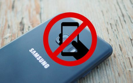 US Government Bans Samsung Galaxy Note 7 on All Flights!