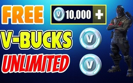 28+ How To Get Free V-Bucks In Fortnite Ps4 PNG