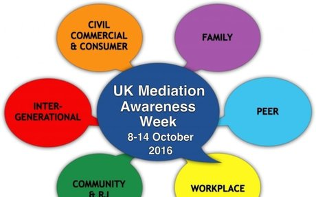 Mediation Awareness Week | October 8-14 2016