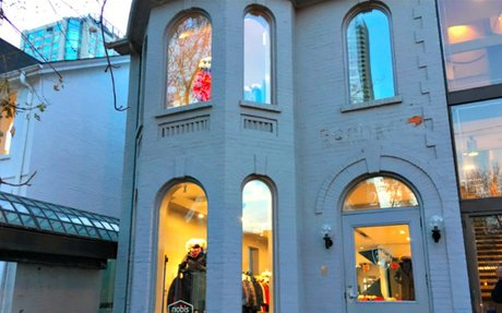 Nobis Opens Corporate Flagship in Yorkville [Photos]