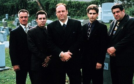 HBO: The Sopranos: Homepage