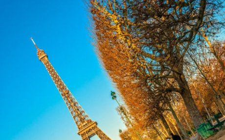 TOP 10 of the most beautiful places in Paris