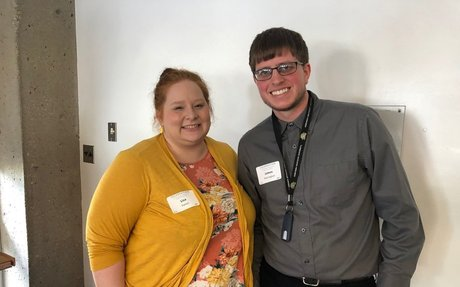 April 9, 2019: Students Present at Annual Celebration of Student Research & Creativity
