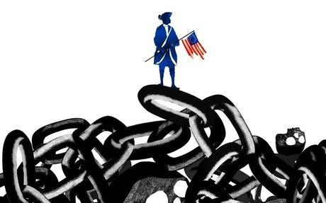 The American Revolution - Gabriel Teymourian   elink