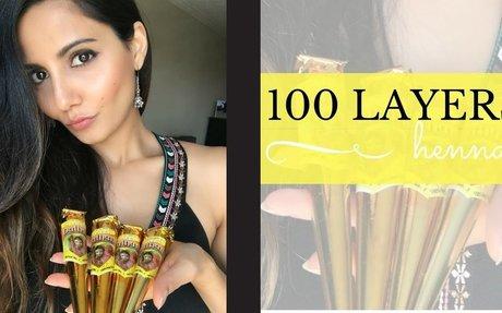 100 Layers of Henna?!?!
