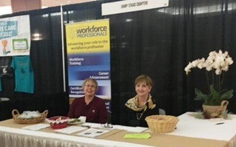 Texas Chapter Co-Sponsors State Workforce Conference