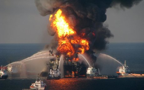 Chemicals used to clean up Deepwater Horizon spill made workers more ill than the oil itse