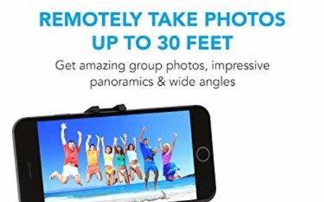 Top 10 Best Bluetooth Selfie Remote Controls Reviews 2019-2020
