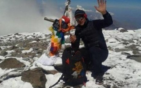 Montagna: nuovo record sull?Aconcagua, Elgoff in 11h52?