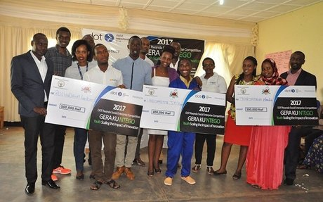 INTERNATIONAL - Top entrepreneurs awarded in social innovation competition
