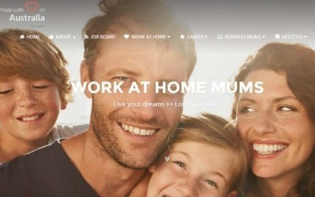 WAHM is Australia's leading freelance website for working mums