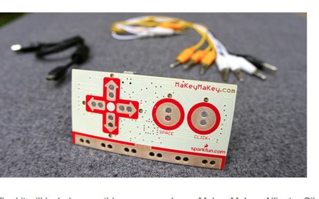 How does Makey Makey work? Who is Makey Makey for? What materials work with Makey Makey?