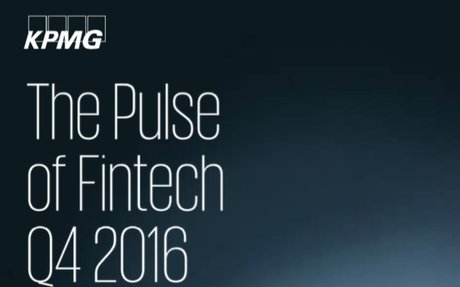 2017-02 KPMG Q4' 2016 FinTech Report: Pulse of Fintech
