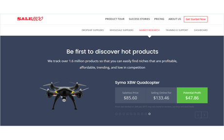 Wholesale Suppliers for eBay & Amazon | SaleHoo