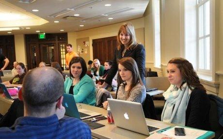 Featured Teacher: Dr. Sarah Melton