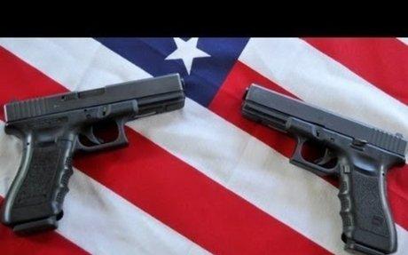 America's long standing gun culture
