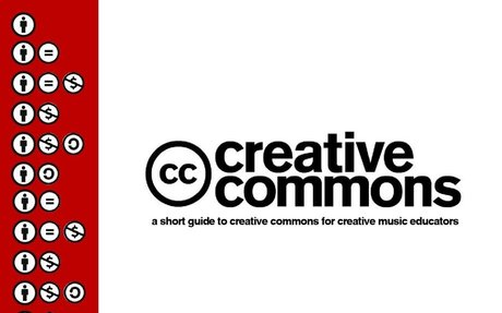 Creative Commons for Music Educators