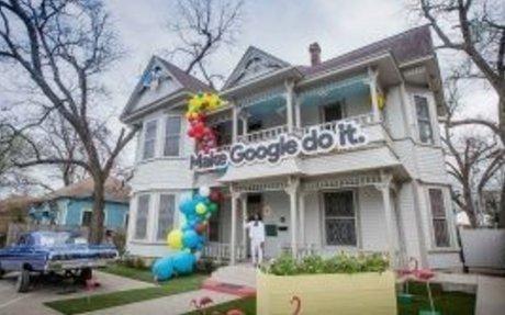SXSW 2018: Google Assistant Fun House