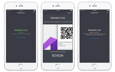 Microsoft's Xamarin Live Player for iPhone & iPad enables iOS app testing from Windows