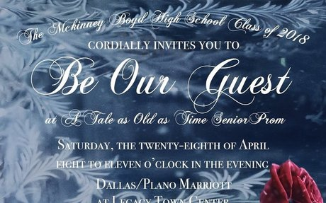 Prom Invitation