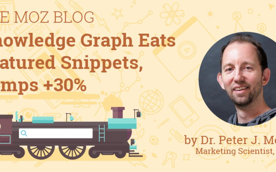 Knowledge Graph Eats Featured Snippets, Jumps +30%