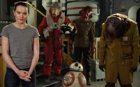 It's Star Wars Day - May the 4th be with you as you navigate the web's best offerings