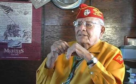 Keith Little: Real Code Talker Interview | Navajo Code Talkers