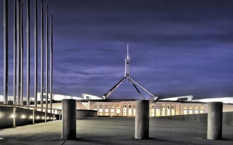 Does Canberra have a 'Designated Survivor' plan if Parliament is under attack?