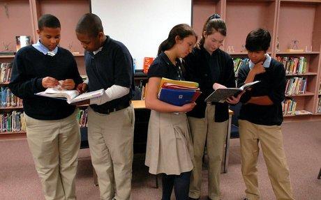 Should Students Have to Wear School Uniforms? - School Uniforms - ProCon.org