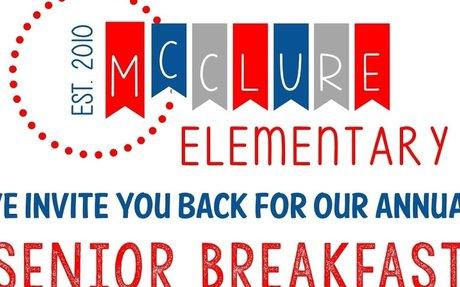 McClure Elementary Senior Breakfast