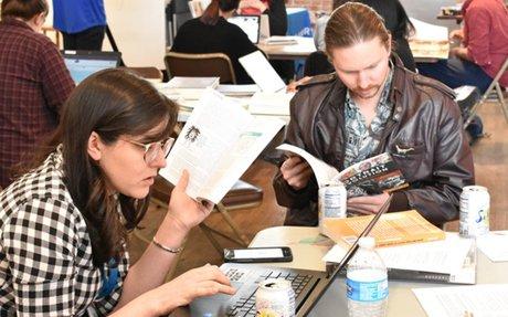 Alumnae Host Wikipedia Edit-a-Thon   Morgridge College of Education