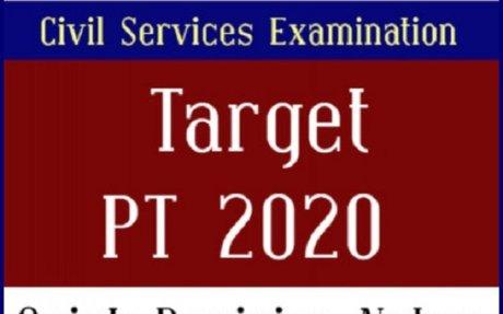 Important Topics for UPSC IAS Prelims and Mains Exam 2020 Part-2 - Study Portal