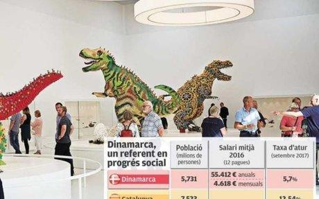 Catalunya vol contagiar-se del model danès de progrés