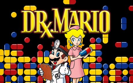 Carly's PE Games: Dodgeball and Dr. Mario