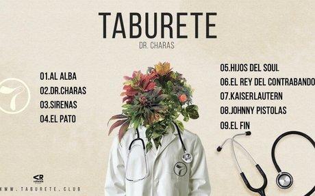 Taburete - Dr. Charas (Álbum Completo)