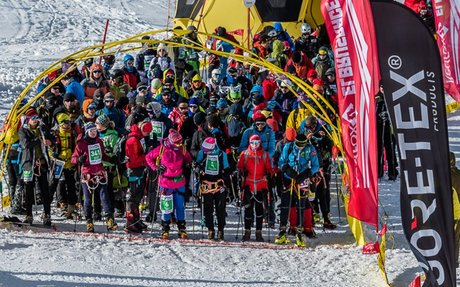 Grenzerfahrungen und ein neuer Weltrekord beim Red Fox Elbrus Race - soq.de