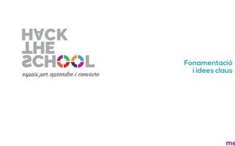 Hack the School, espais per aprendre i conviure guanyador del Premi Ciutat de Barcelona 20