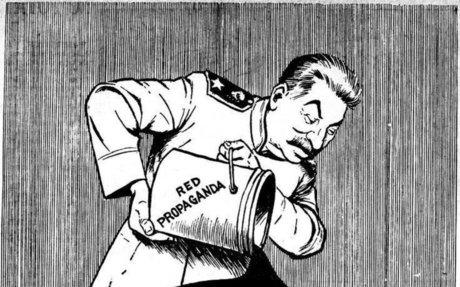 Stalin's propaganda