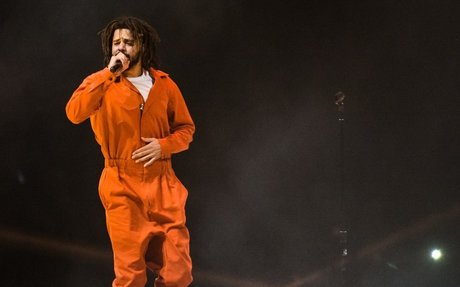 In D.C., J. Cole's heart was on his sleeve, right where it belongs