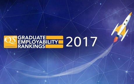 QS Graduate Employability Rankings 2016
