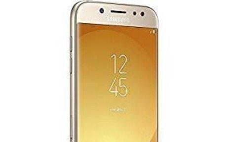 "Samsung Galaxy J7 Pro 32GB Gold, Dual Sim, 5.5"", 13MP, GSM Unlocked"