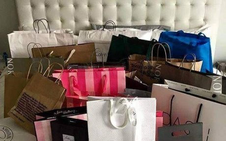 Shop till you drop!