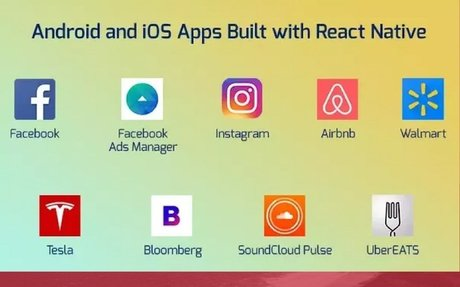 5 Eminent Apps: An Outcome of React Native Mobile App Development
