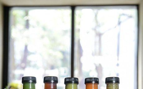 Forbes: The Health Trend That Grips Hong Kong Has Meant a Proliferation of Juiceries