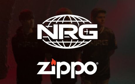 Zippo partners with NRG Esports' Apex Legends players