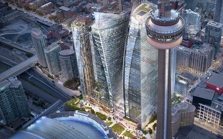 Oxford Properties Mega-Project to Add 200,000 Sq Ft of Retail Space in Downtown Toronto