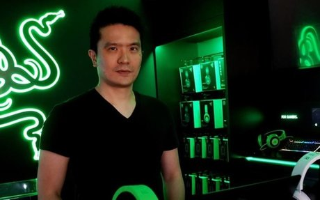 A 'Razer' sharp mind: Min-Liang Tan talks about taking on the esports arena