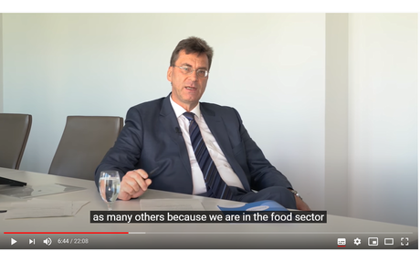 Interview with Dr Niels Pörksen, CEO of Südzucker
